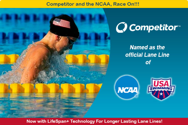 Congrats Competitor NCAA Official Lane Line