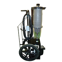 27-005 - Cyclone Portable Vacuum, 1 HP