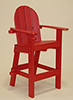 38-072R - Champion Guard Chair,