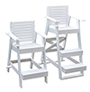 38-605 - Sentry Lifeguard Chair, 42""