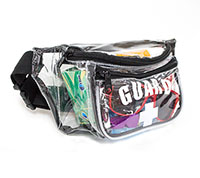 42-056 - Lifeguard Clear Fanny Pack
