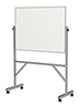 61-075 - Standing whiteboard, 3' x 4'