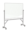 61-080 - Standing whiteboard, 4' x 6'