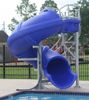 65-400 - Vortex Water Slide, closed