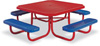 "76-275 - UltraSite octagon table, 46"","