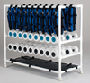 83-085 - Hydro-Fit rack system, 18,