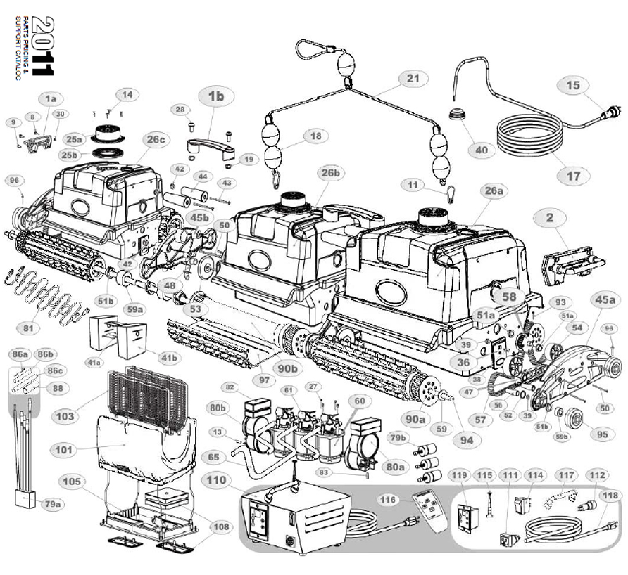 duramax trio parts diagram and parts list 2013  u0026 before